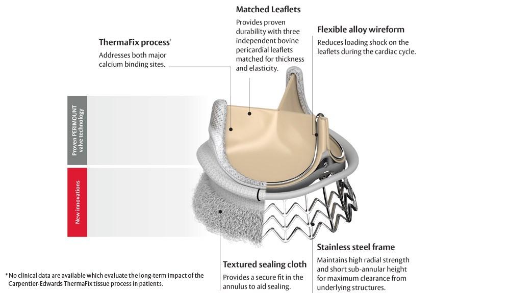 可靠的瓣膜平台